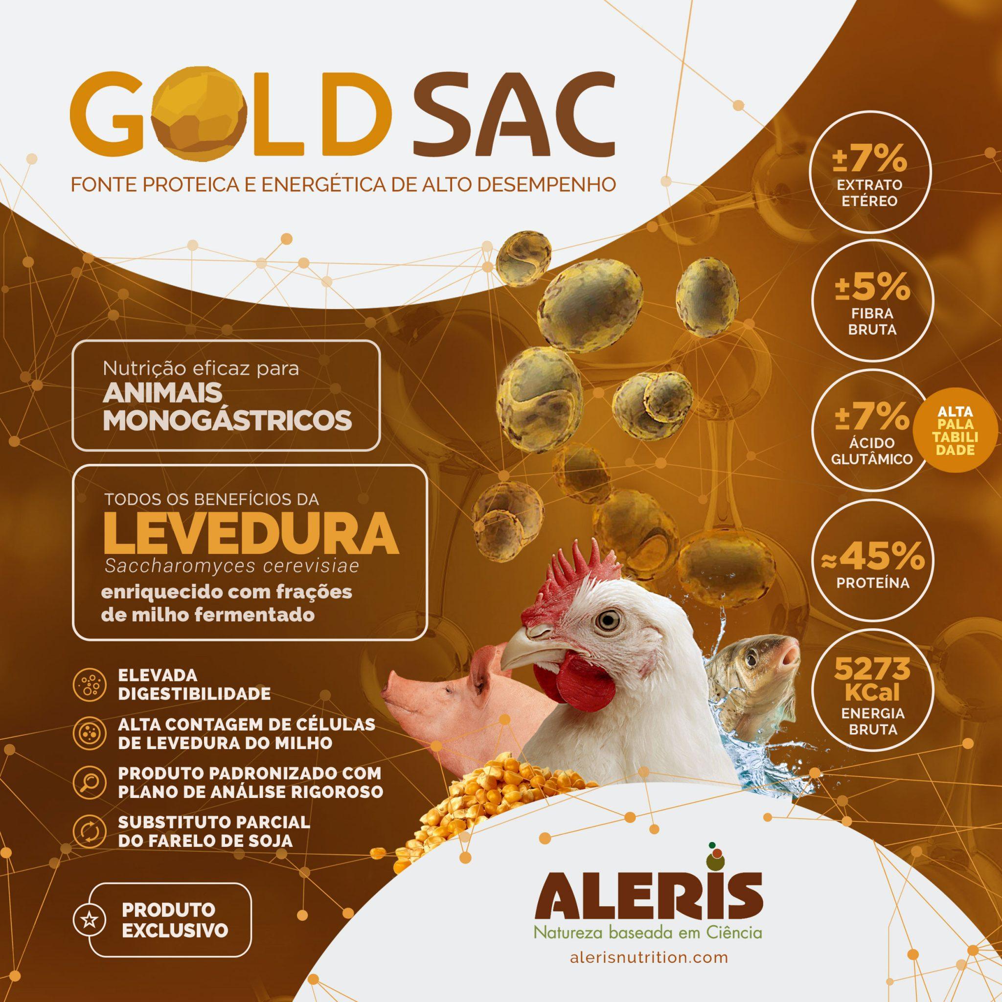 GOLDSAC Aleris - Nutrição de Monogástricos