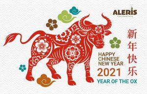 Ano Novo LUnar Chinês Aleris